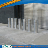ASTM Steel Bollard Permanent Fixed Street Barrier