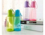 Hot Selling 520ml Cheap BPA free Plastic Sports Water Bottle, European Style Classic Simple Sport Water Bottle