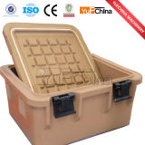 Hot Sale PU Plastic Fish Tub Camping Insulated Ice Chest Fishing Cooler