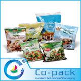 Two Side Seal Table Salt Packaging Bag