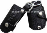 Leather Key Case Key Chain Protector with High Quality