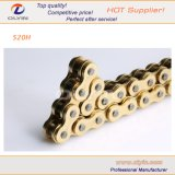 Copper-Coated 520h Motor Chain Parts for Motorcycle YAMAHA
