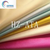 Polyester Dull Satin Fabric for Bridal 145GSM