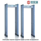 Super Sensitivity Visual Alarms Government Security Archway Metal Detector