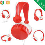 China Factory Cheap Headphone with Headband for Mobile Phone