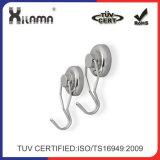Ultra Heavy Duty Strong Neodymium Magnet Swivel Magnetic Hook