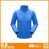 Men′s Flat Fleece Casual Jacket