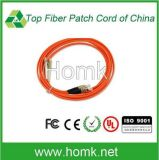Duplex Fiber Optic Pigtail Om4 FC to LC