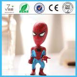 Promotional Polyresin Spiderman Bobble Head for Sale&Resin Bobble Head Dolls