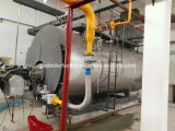 Energy Saving Fire Tube 1ton -10ton 10bar Wns PLC Automatic Industrial Gas Oil Diesel Fired Steam Boiler