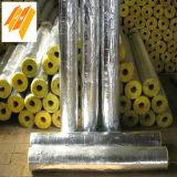 Diameter 15-150mm Pipe Aluminum Foil Glass Wool