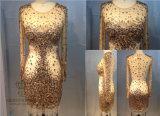 Sequins Evening Gown Short Party Dress Cocktail Dresses