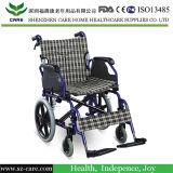 Drop Back Handle Wheelchair for Elder