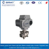 Electric Stainless Steel Mini Ball Valve
