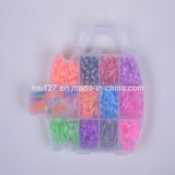 Violin Modelling, Rainbow Weaving Machine, 6 Kinds of Color, Baby Toys, Fashion Toys, Rubber Band