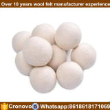 Softern Fabric Eco Friendly Eco Safe Reusable XL 100% Purenew Zealand Wool Dryer Ball