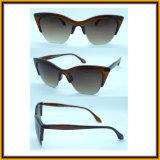 F15138 New Design Half Frame Fancy Women Sun Glasses