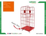 Logistic Roll Trolley Container Wheels with Brake