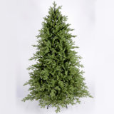Artificial Christmas Trees PE Umbrella Christmas Tree with LED Lights Decorations