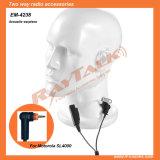 Surveillance Kit Acoustic Tube Earpiece for SL4000