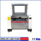 90W 9060 CO2 Laser Engraving Cutting Machine with Rotary Axis