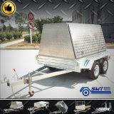 8X5 Utility Side Open Tradesman Top Trailer (SWT-TTT85)
