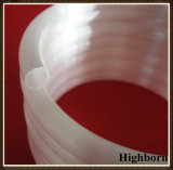 Top Selling Opaque Helical Quartz Glass Tube Pipe Coil for Sale
