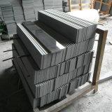 G654 Dark Grey Granite Stairs and Risers