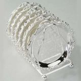 Silver Plated Toast Rack with Six Dish (TK72326)