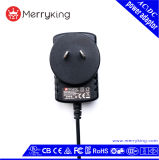 S -Mark Approved Wall Mount 12V 1A Universal Power Adapter