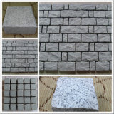 Cheap Grey Granite Cube Paving Stone