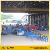 Five Axis CNC Flame/Plasma Pipe Cutting and Profiling Machine (Roller-bed type)