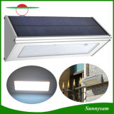 Motion Sensor Solar Light 800 Lumen 48 LED Security Radar Outdoor Weatherproof