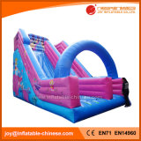 Princess Inflatable Bouncy Slide for Kids Party T4-306