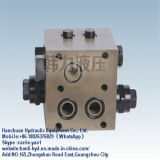 Hanli Supply Durable Hydraulic Excavator Integrated Valve (PV20/21/22/23)