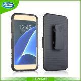 Top Quality Design Shockproof Combo Holster Cell Phone Case Cover for Samsung S8