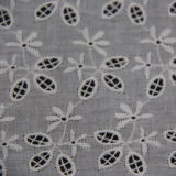 Cotton Embroidery Lace Fabric for Fation Clothes