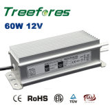 IP67 12V 24V AC/DC LED Power Supply 60W Driver Adaptor