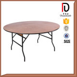 Wood or Plastic Round Wedding Restaurant Dining Table for Hotel Banquet (BR-T020)