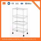Multi Functonal Heavy Duty Wire Mesh Shelf (four layers)