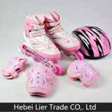 Inline Skate Wheels and Kids Roller Land Skate Shoes