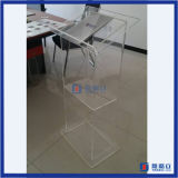 Clear Lectern Church Acrylic Podium