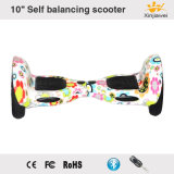 New Colorful 10inch Two Wheel Smart Electric Scooter