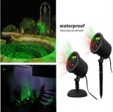 New Arrival R&G Outdoor Holiday Waterproof Laser Lighting Projector Show Landscape Light Party Tree Garden Xmas Laser Lighting
