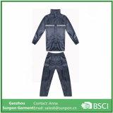 Nylon Fabric with PU Coating Rain Coat