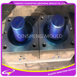 Plastic Barrel with Cap Injection Mold
