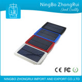 Dual USB Portable 10000 mAh Solar Power Bank