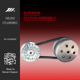 Dry Clutch Assemlby Wholesale Motorcycle Parts for Linhai