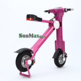 2017 Most Popular Electric Motorcycle for Sale Pink Color