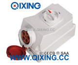 IP44 63 a 5p Electric Switch Socket Machine